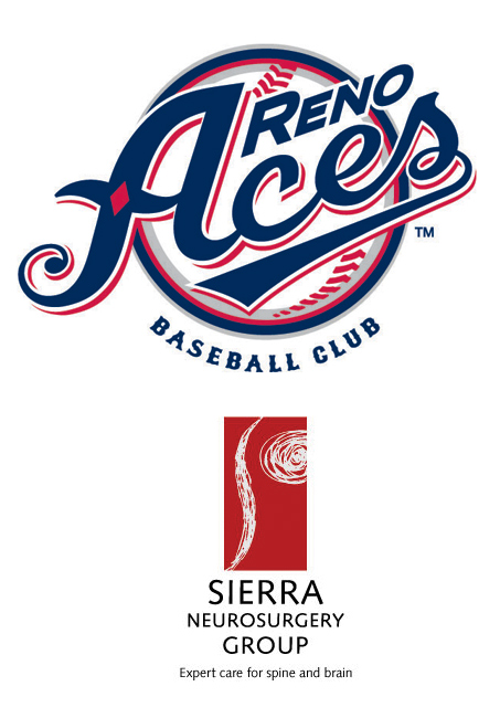Neurosurgery Group is proud to be the neurosurgeons for the Reno Aces