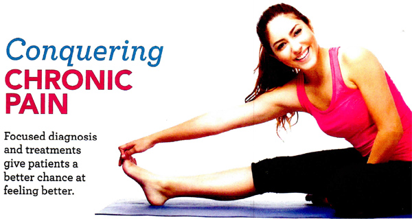 Conquering Chronic Pain - Dr. Jacob Blake
