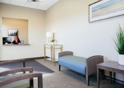 Reception at Sierra Neurosurgery MRI and X-Ray Imaging Center Reno NV