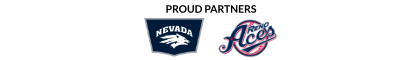 proud partners of Nevada Wolfpack Athetics and Reno Aces Baseball