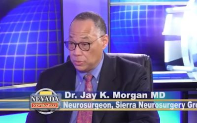 Dr. Morgan on Nevada Newsmakers with Sam Shad